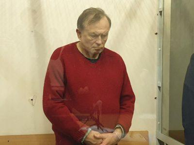 Профессор Олег Соколов в зале суда. Фото: объединенная пресс-служба судов Санкт-Петербурга