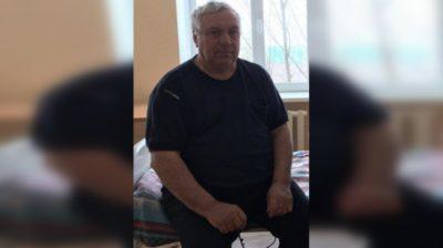 Пострадавший пенсионер (Фото Дмитрия Петренко)
