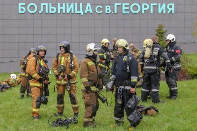 МЧС России/ТАСС
