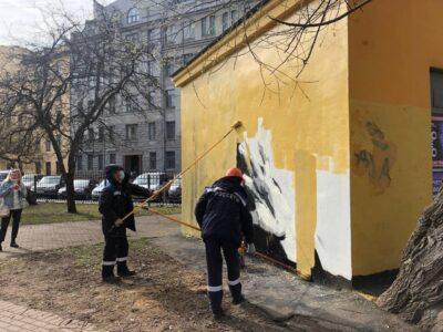 Фото: Протестный Петербург