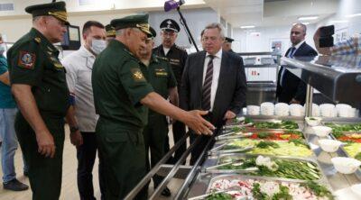 Фото: пресс-служба Министерства обороны РФ
