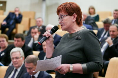 Фото Анны Исаковой/ фотослужба Госдумы/ ТАСС